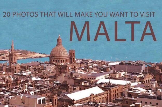 20 Photos That Will Make You Want to Visit Malta