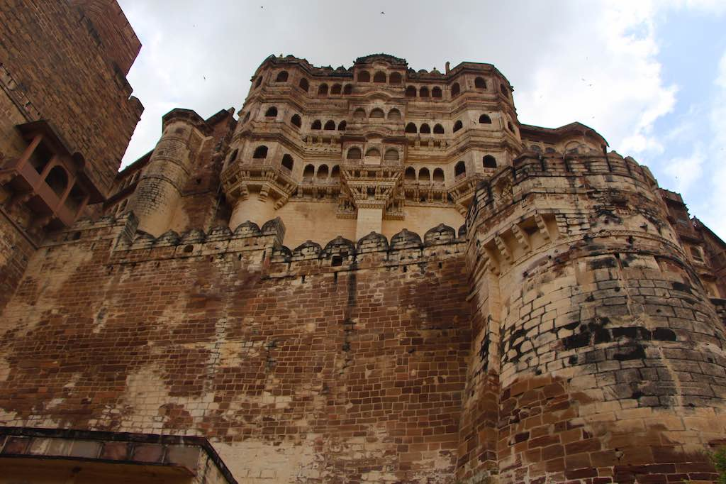 The Mighty Mehrangarh Fort, Jodhpur - By WOW Travel