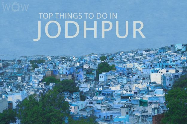 Top 10 Things To Do In Jodhpur