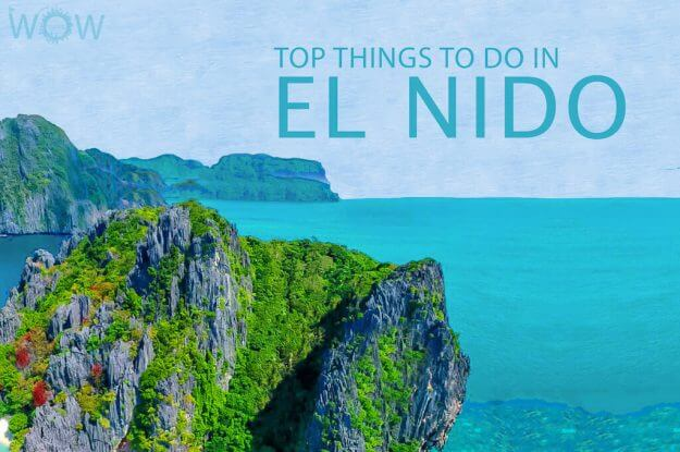 Top Things To Do In El Nido