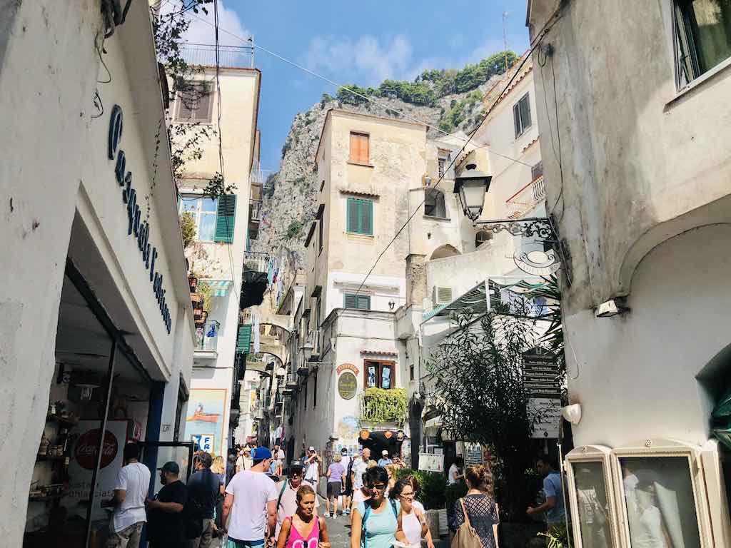 Amalfi, Amalfi Coast - by WOW Travel