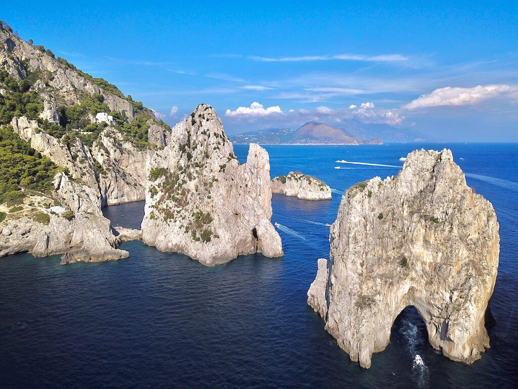 I Faraglioni, Capri - by WOW Travel