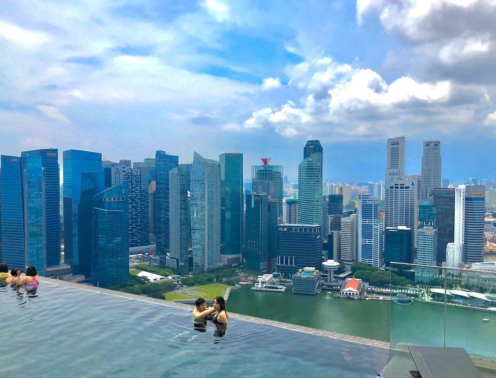 Marina Bay Sands Skypark, Singapore – by WOW Travel