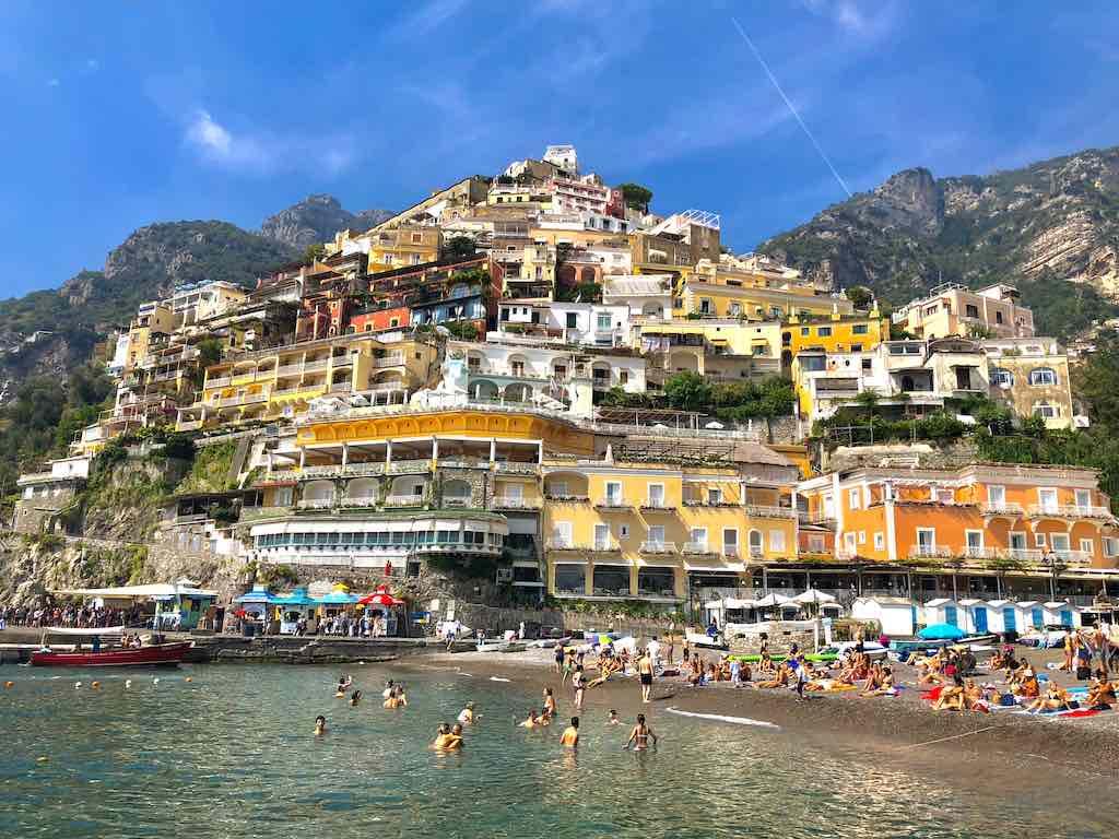 Positano, Amalfi Coast - by WOW Travel