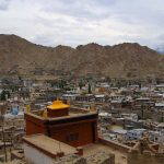 The view from Leh Palace - by WOW Travel