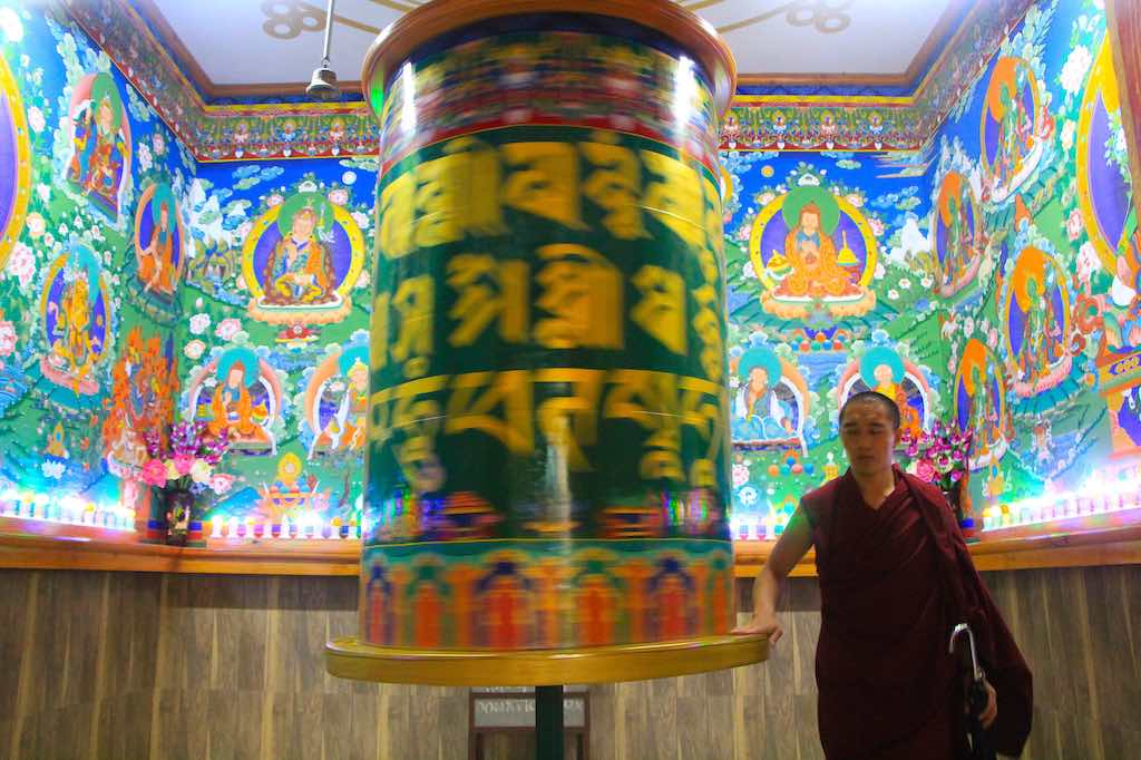Tsuglagkhang Complex, Dharamsala - by WOW Travel