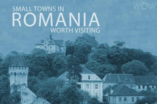 12 Small Towns In Romania Worth Visiting