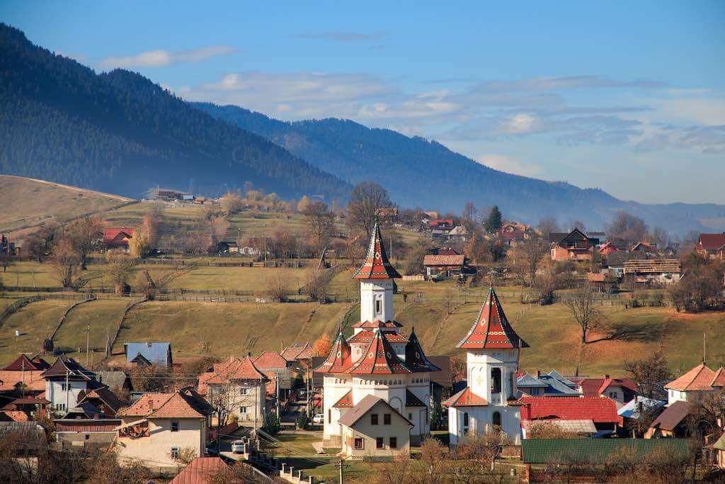 Campulung, Romania
