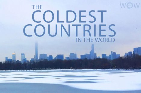 Top 12 Coldest Countries In The World