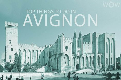 Top 12 Things To Do In Avignon