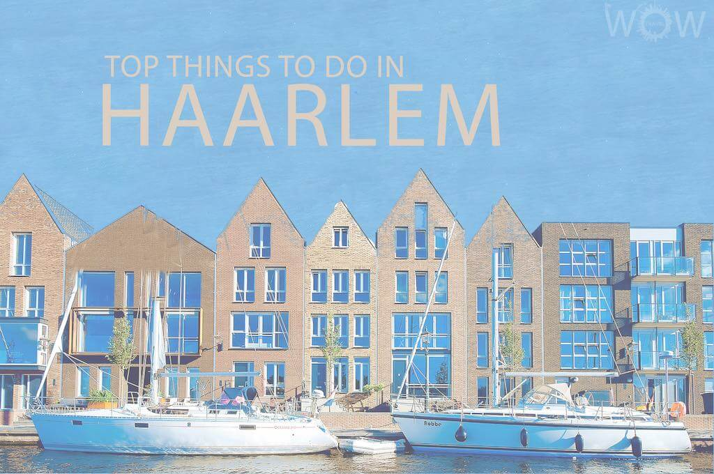 Top 12 Things To Do In Haarlem