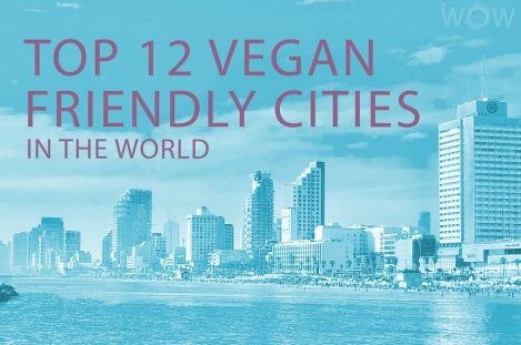 Top 12 Vegan Friendly Cities In The World