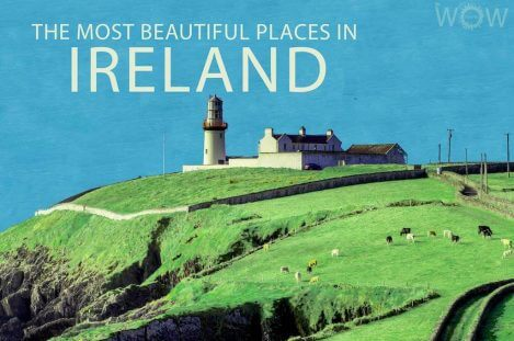 The 10 Most Beautiful Places In Ireland