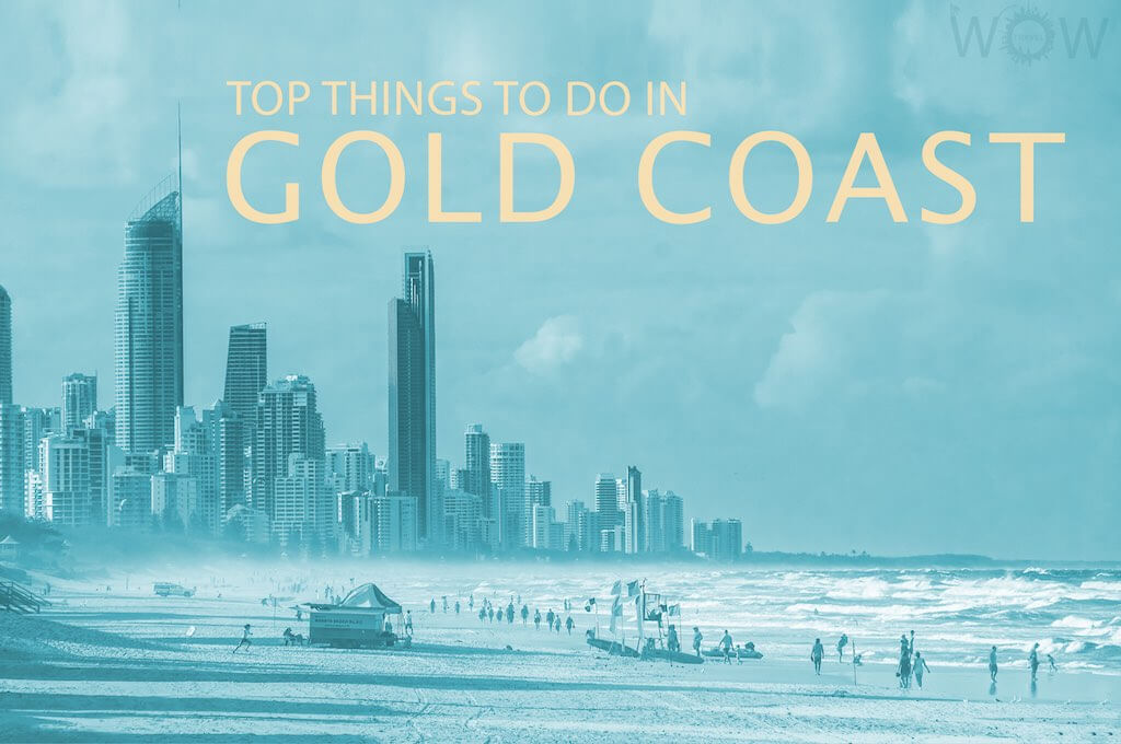 Top 12 Things To Do In Gold Coast