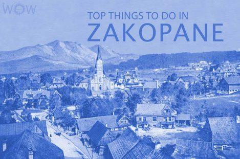 Top 12 Things To Do In Zakopane