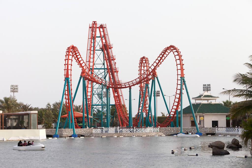 Al-Shallal Theme Park, Jeddah - by alshallal.com.sa
