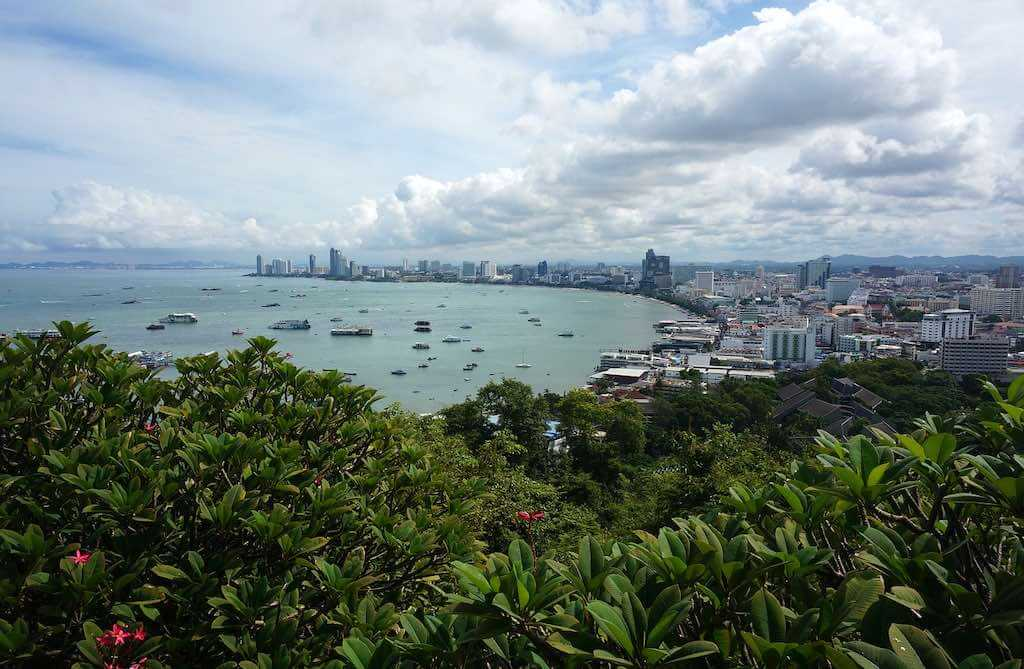 Pattaya Viewpoint - by BANITAtour : pixabay.com