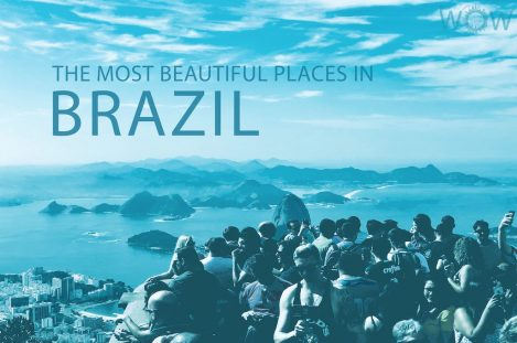 The 12 Most Beautiful Places In Brazil