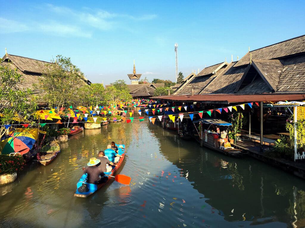 The Pattaya Floating Market, antoskabar:Flickr.com