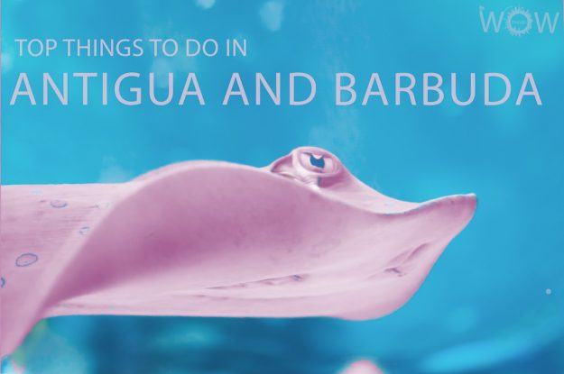 Top 12 Things To Do In Antigua And Barbuda