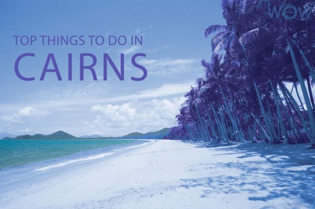 Top 12 Things To Do In Cairns