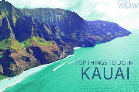 Top 12 Things To Do In Kauai