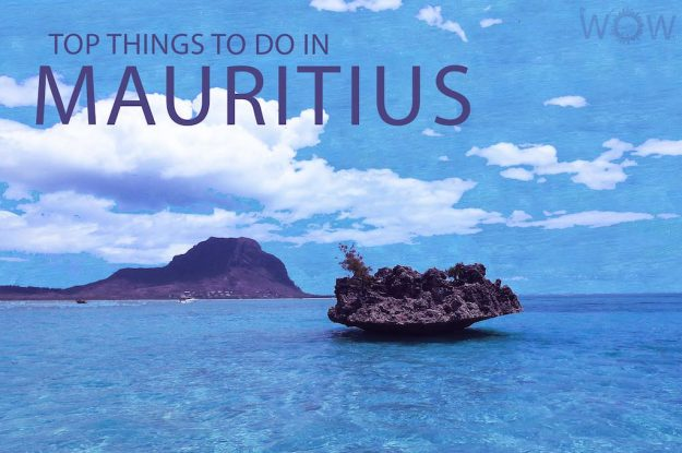 Top 12 Things To Do In Mauritius