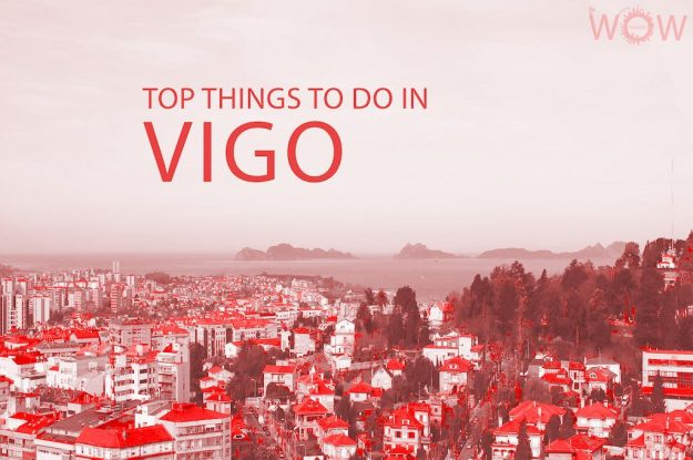 Top 12 Things To Do In Vigo