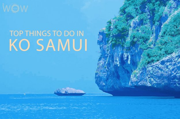 Top 12 Things To Do In Ko Samui