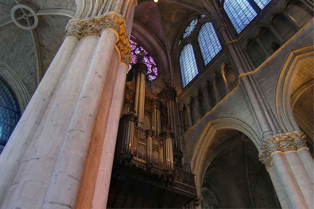 Cathédrale Notre-Dame de Reims by Kirill Ignatyev, Flickr.com