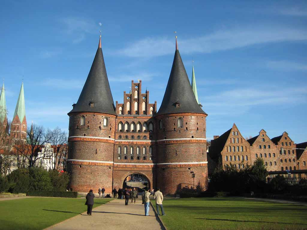Holstentor by Mar.krebs / Flickr.com