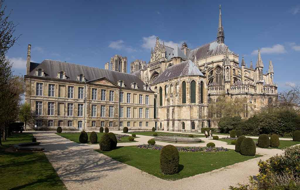 Palais du Tau, Reims by Johan Bakker, Wikimedia.org