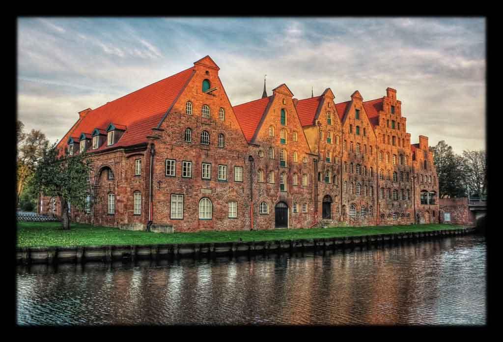 Salzspeicher, Lübeck by Daniel Mennerich, Flickr.com