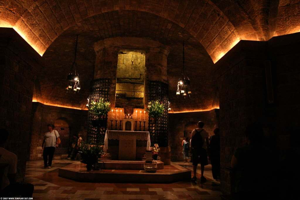 Tomb of St. Francis -by Benjamin/Flickr.com