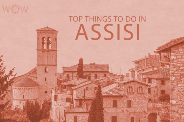 Top 12 Things To Do In Assisi