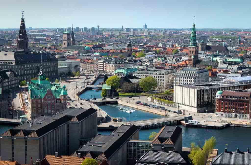 Copenhagen, Denmark -by Thomas Rousing/Flickr.com