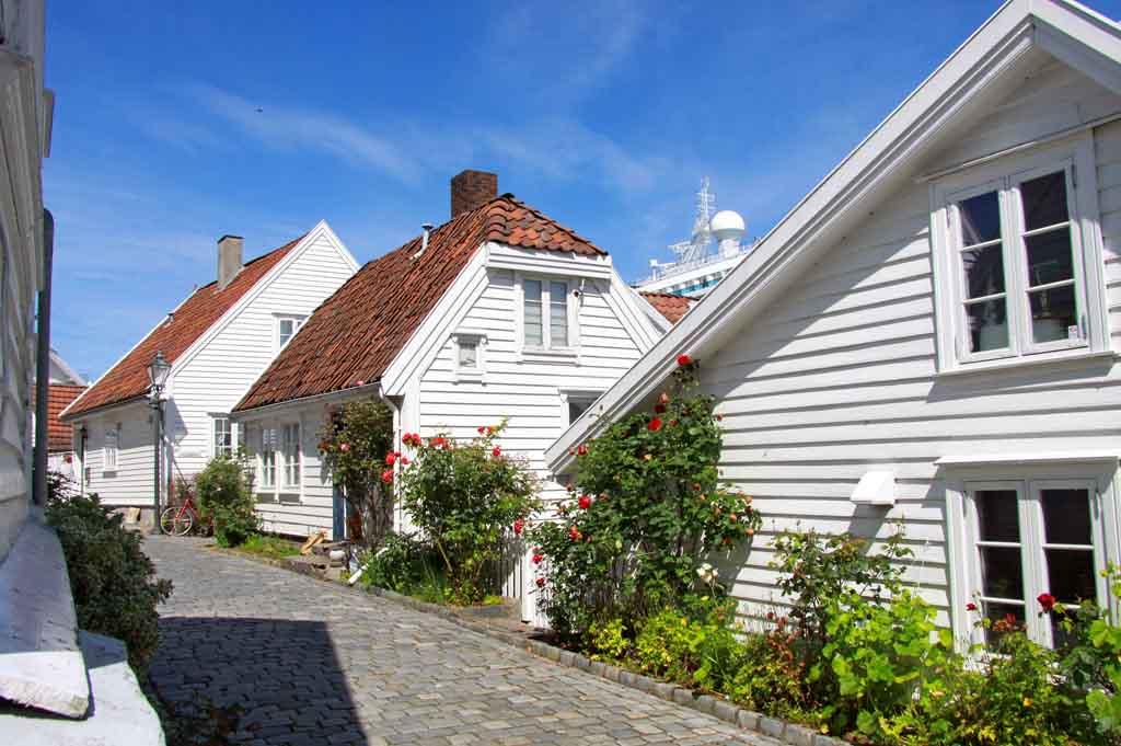 Gamle Stavanger by Guillaume Baviere, Flickr.com