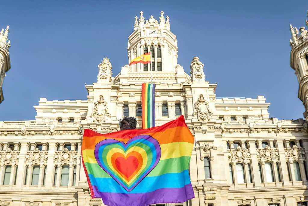 Madrid, Spain - Gay Friendly City - shutterstock