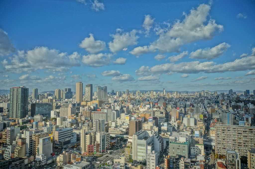 Osaka, Japan -by olmusician/Pixabay.com