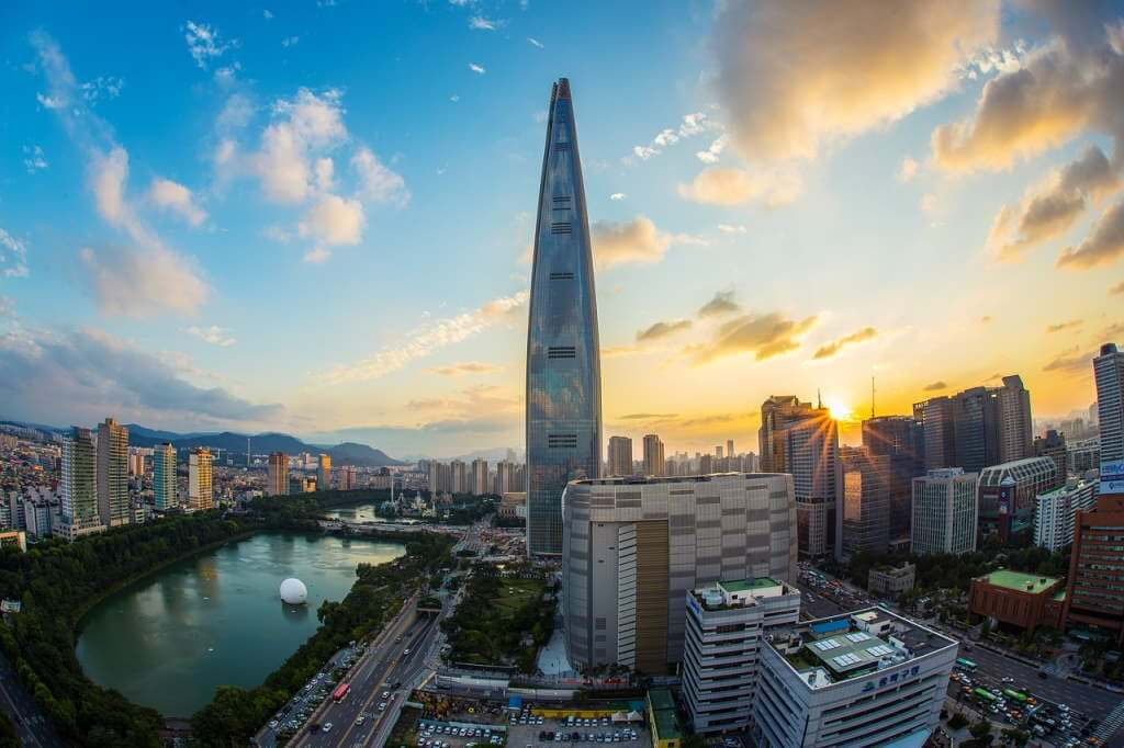 Seoul, South Korea -by cmmellow/Pixabay.com