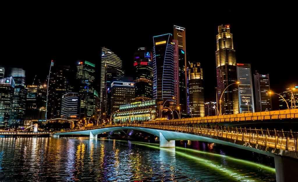 Singapore City - Pixabay.com
