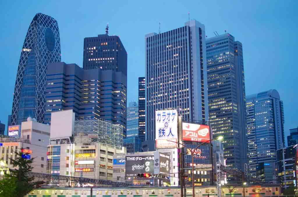 Tokyo, Japan -by Yoshikazu/Flickr.com