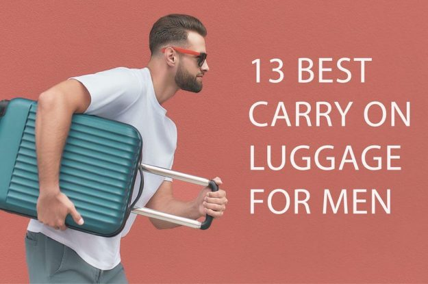 13 Best Carry On Luggage For Men