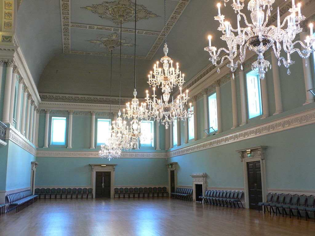 Bath Assembly Rooms, Bath, England - by Heather Cowper / flickr.com