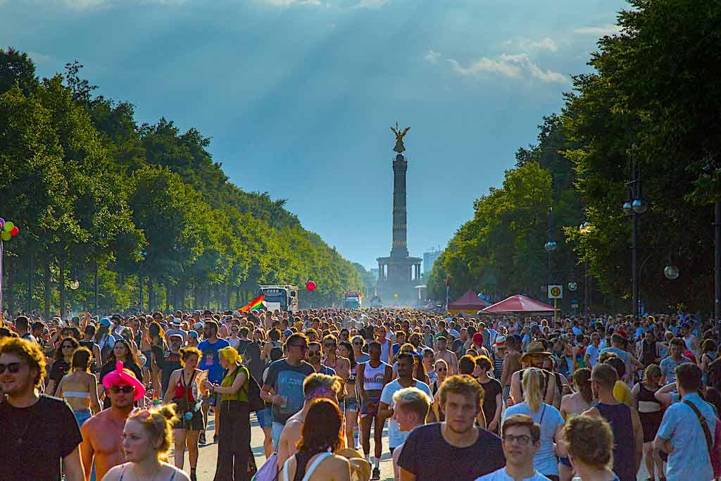 Berlin Pride, Germany