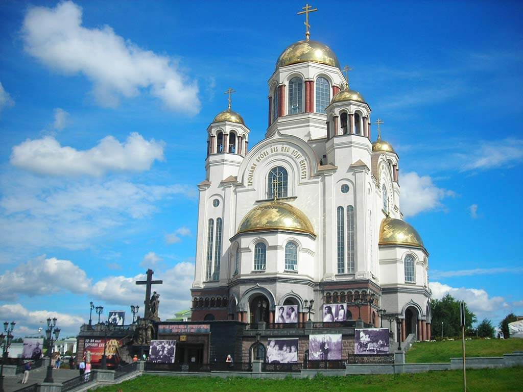 Church on Blood in Honour of All Saints Resplendent in the Russian Land, Yekaterinburg - by Jordi Bonet i Martí / Flickr.com