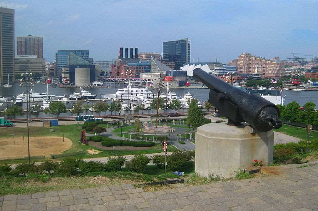 Federal Hill Park, Baltimore, USA - by Iracaz / wikimediacommons.com