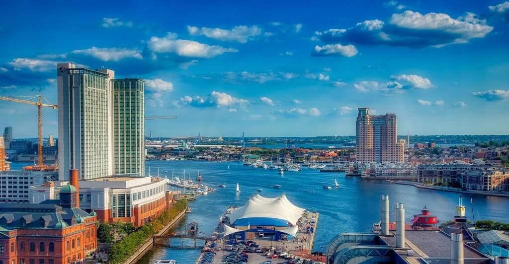 Inner Harbor, Baltimore, USA - by 1778011 / pixabay.com