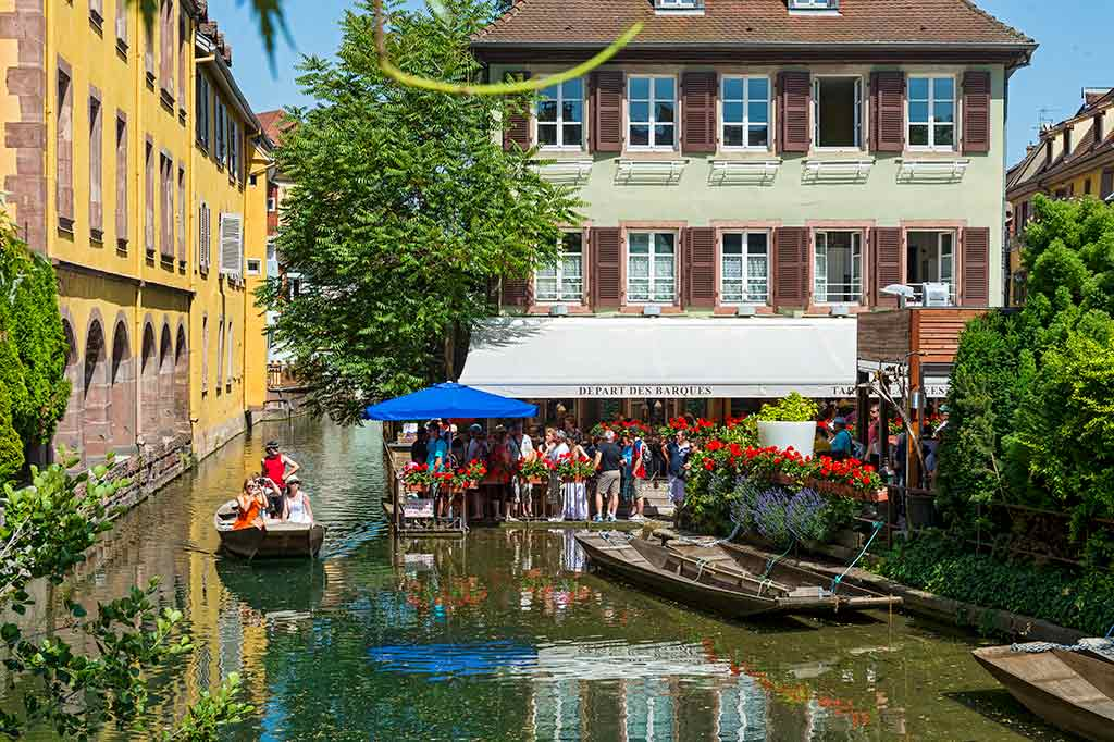 La Petite Venise by Tambako the Tiger/Flickr.com