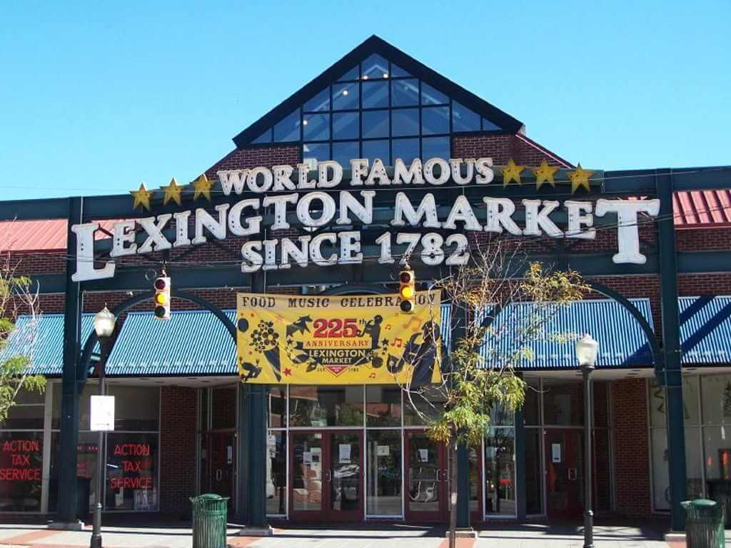 Lexington Market, Baltimore, USA - by Makuahine Pa'i Ki'i / flickr.com